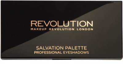 Makeup Revolution Hard Day paleta de sombras de ojos 2