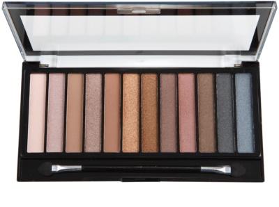 Makeup Revolution Iconic 1 paleta de sombras de ojos 1