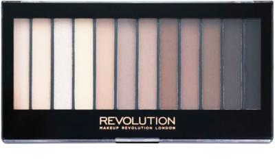 Makeup Revolution Iconic Elements paleta senčil za oči