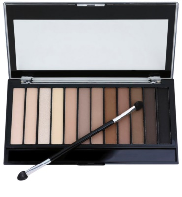 Makeup Revolution Iconic Elements Palette mit Lidschatten 2