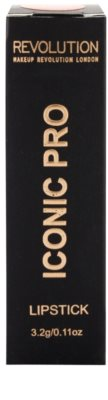Makeup Revolution Iconic Pro Lippenstift 4