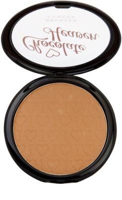 Makeup Revolution I ♥ Makeup Bronzer polvos con efecto bronceado