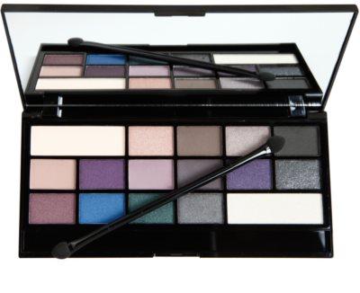 Makeup Revolution I ♥ Makeup I Heart Passion Palette mit Lidschatten 1