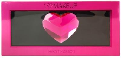 Makeup Revolution I ♥ Makeup I Heart Passion Palette mit Lidschatten 3