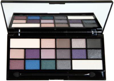 Makeup Revolution I ♥ Makeup I Heart Passion paleta cieni do powiek