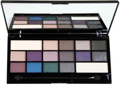 Makeup Revolution I ♥ Makeup I Heart Passion Palette mit Lidschatten