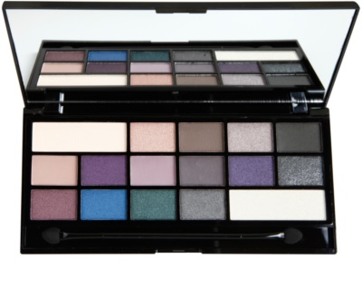 Makeup Revolution I ♥ Makeup I Heart Passion палитра от сенки за очи