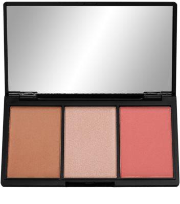 Makeup Revolution Iconic paleta na kontury obličeje