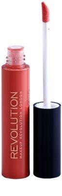 Makeup Revolution Lip Euphoria lip gloss 1