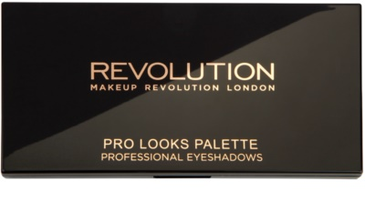 Makeup Revolution Pro Looks Big Love paleta de sombras de ojos 2