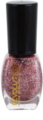 Makeup Revolution Manicure verniz com glitter