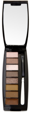 Makeup Revolution I ♥ Makeup I Heart My Brows paleta farduri de pleoape si sprancene