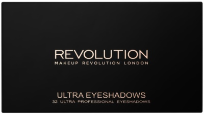 Makeup Revolution Mermaids Forever paleta farduri de ochi cu oglinda mica 1