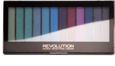 Makeup Revolution Mermaids Vs Unicorns Palette mit Lidschatten 3