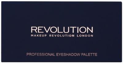Makeup Revolution New-Trals vs Neutrals paleta de sombras de ojos con espejo y aplicador 1