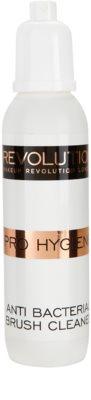 Makeup Revolution Pro Hygiene antibakteriális tisztító spray ecsetekre 1