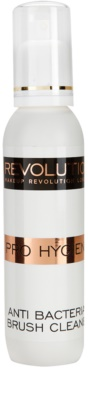 Makeup Revolution Pro Hygiene spray de limpeza antibacteriano para pincéis