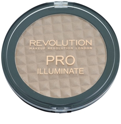 Makeup Revolution Pro Illuminate iluminador 1