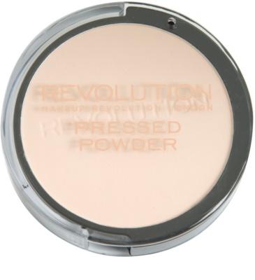 Makeup Revolution Pressed Powder polvos compactos