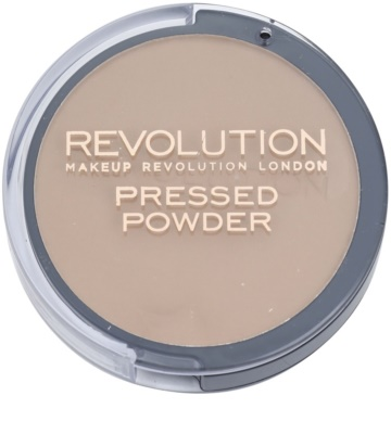 Makeup Revolution Pressed Powder bronzeador matificante