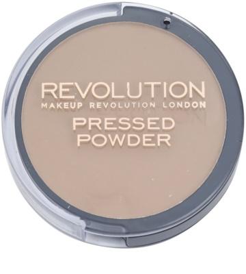 Makeup Revolution Pressed Powder bronzer matujący