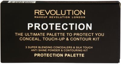 Makeup Revolution Protection paletka do całej twarzy 2