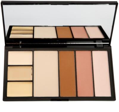 Makeup Revolution Protection paletta az egész arcra