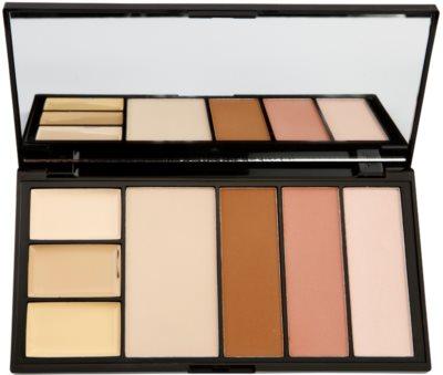 Makeup Revolution Protection палитра за цялото лице