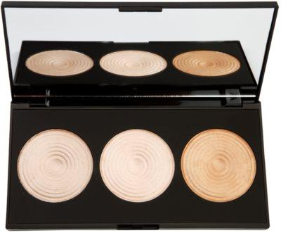 Makeup Revolution Radiance highliting Puder Palette