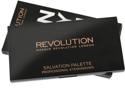 Makeup Revolution Run Boy Run paleta cieni do powiek 3