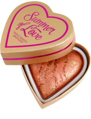Makeup Revolution I ♥ Makeup Summer Of Love pó bronzeador 1