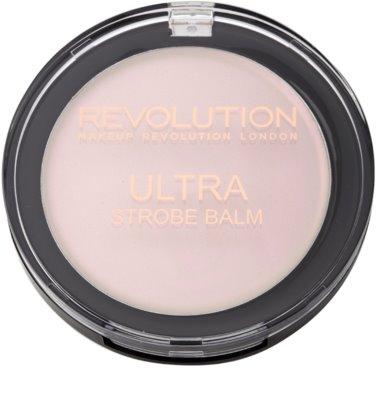 Makeup Revolution Ultra Strobe Balm balsam rozświetlający 1