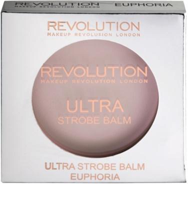 Makeup Revolution Ultra Strobe Balm balsam rozświetlający 2