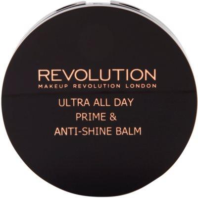 Makeup Revolution Ultra All Day 2 in 1 primer si balsam anti-stralucire 2