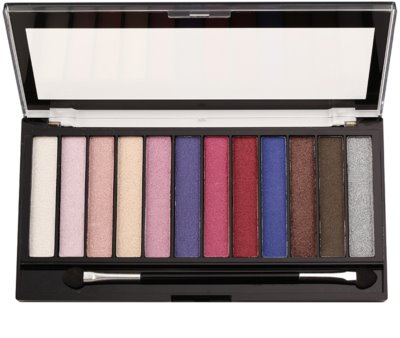 Makeup Revolution Unicorns Are Real Palette mit Lidschatten mit einem  Applikator