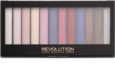 Makeup Revolution Unicorns Are Real paleta farduri de ochi cu aplicator 1
