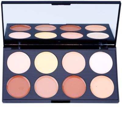 Makeup Revolution Ultra Cream Contour palete de cores para contorno de rosto