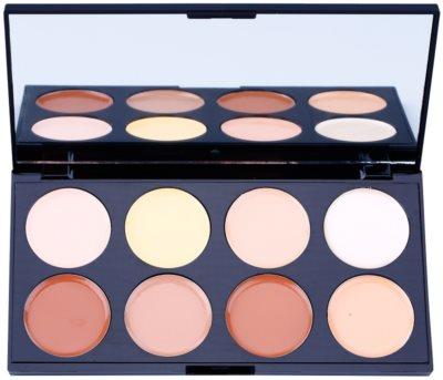 Makeup Revolution Ultra Cream Contour палитра контури за лице