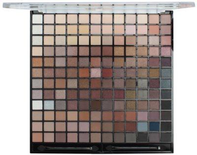 Makeup Revolution Ultimate Iconic paleta farduri de ochi cu aplicator