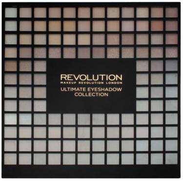 Makeup Revolution Ultimate Iconic paleta farduri de ochi cu aplicator 1