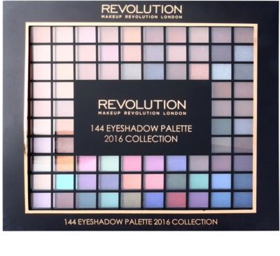 Makeup Revolution Ultimate paleta farduri de ochi 1
