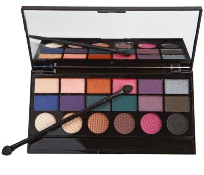 Makeup Revolution Unicorns Unite Palette mit Lidschatten 1