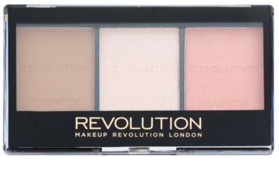 Makeup Revolution Ultra Sculpt & Contour arckontúr paletta 1