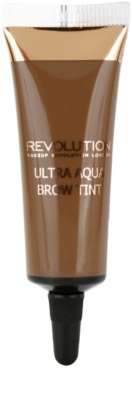 Makeup Revolution Ultra Aqua tinte de color para cejas