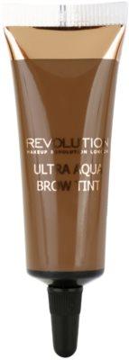 Makeup Revolution Ultra Aqua tönende Augenbrauenfarbe