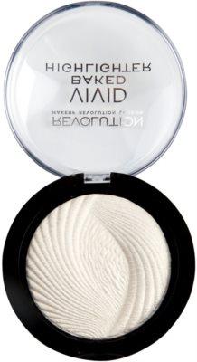 Makeup Revolution Vivid Baked Highlighter озаряваща пудра