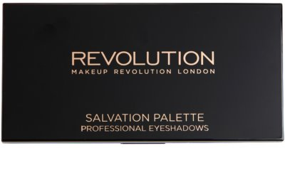 Makeup Revolution Welcome To The Pleasuredome paleta de sombras de ojos 2