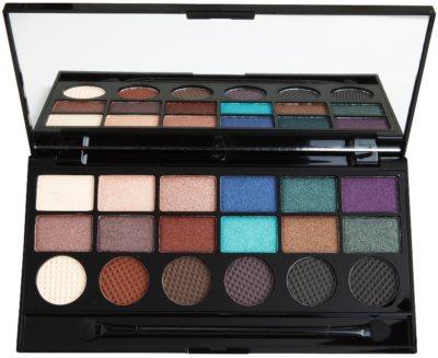 Makeup Revolution Welcome To The Pleasuredome paleta farduri de ochi