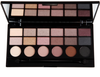 Makeup Revolution What You Waiting For? paleta senčil za oči