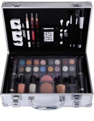 Makeup Trading Schmink Set Alu Case Kosmetik-Set  II.